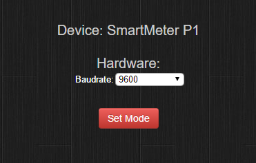 Domoticz hardware setup